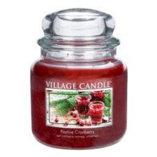 village-candle-vonna-sviecka-v-skle-vianocna-brusnica-festive-cranberry-16oz