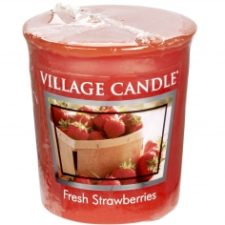 votivna-sviecka-cerstve-jahody-fresh-strawberry