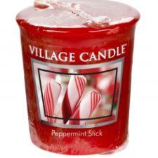 village-candle-votivna-sviecka-matove-lizatko-peppermint-stick-2oz