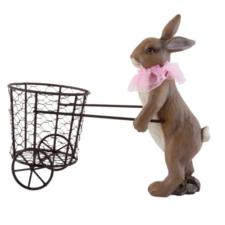 6PR0689-velkonocny-zajac-vozikom