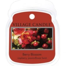 village-candle-vosk-cervene-kvety-berry-blossom-62g
