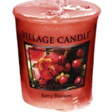 village-candle-votivna-sviecka-cervene-kvety-berry-blossom-2oz