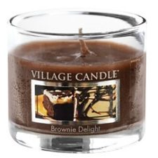 village-candle-vonna-mini-sviecka-v-skle-cokoladove-potesenie-brownie-delight-1-2oz