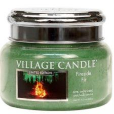 village-candle-vonna-sviecka-v-skle-fireside-fir-11oz
