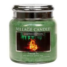 village-candle-vonna-sviecka-v-skle-fireside-fir-16oz