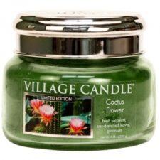 village-candle-vonna-sviecka-v-skle-cactus-flower-11oz