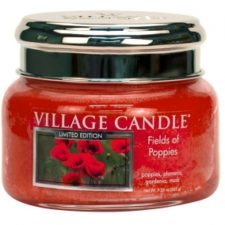 village-candle-vonna-sviecka-v-skle-fields-of-poppies-11oz