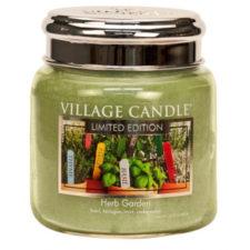 village-candle-vonna-sviecka-v-skle-herb-garden-16oz
