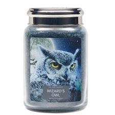 village-candle-vonna-sviecka-v-skle-carodejova-sova-wizard-s-owl-26oz
