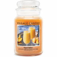 village-candle-vonna-sviecka-v-skle-broskyňové-bellini-peach-bellini-26oz